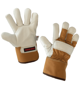 Tough Duck Cowgrain Fitters Glove 150g Thinsulate