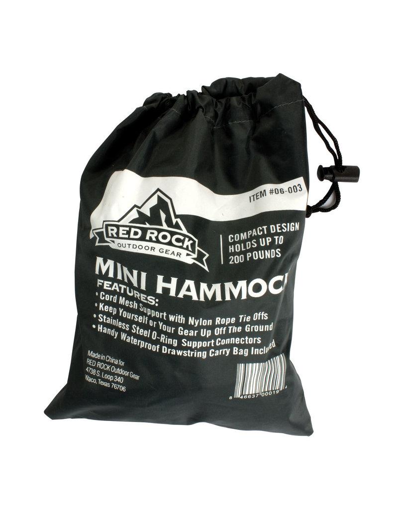 Red Rock Outdoor Gear Nylon Hammock