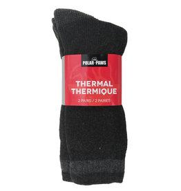 Thermal Socks (2 Pairs)