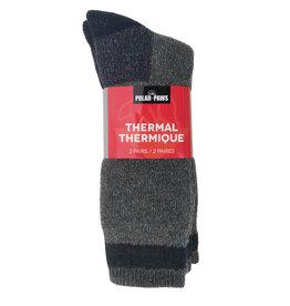 Thermal Merino Socks (2 Pairs)