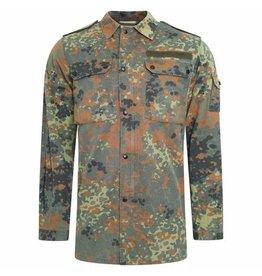 Genuine German Military Flecktarn Shirt (Usagé)