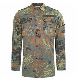 Genuine German Military Flecktarn Shirt (Used)