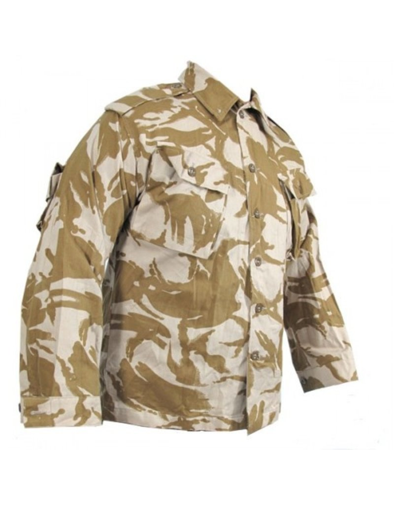 Genuine British Military Desert DPM Jacket (Used)