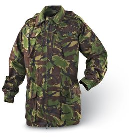 Genuine British Military DPM Combat Smock (Usagé)