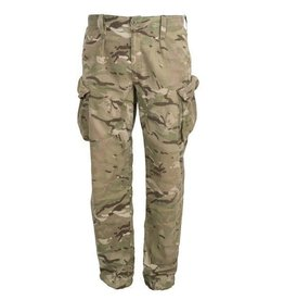 Genuine British Military MTP Combat Trouser (Used)