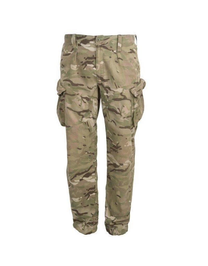 Genuine British Military MTP Combat Trouser (Used)