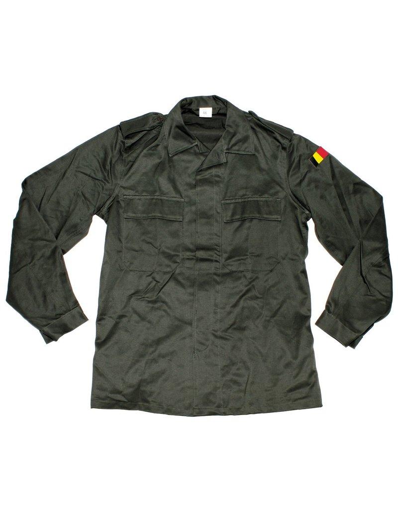 Genuine Belgian Military Field Shirt