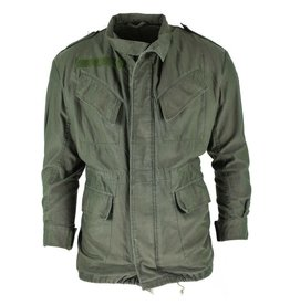 Genuine Belgian Military Field Jacket (Used)