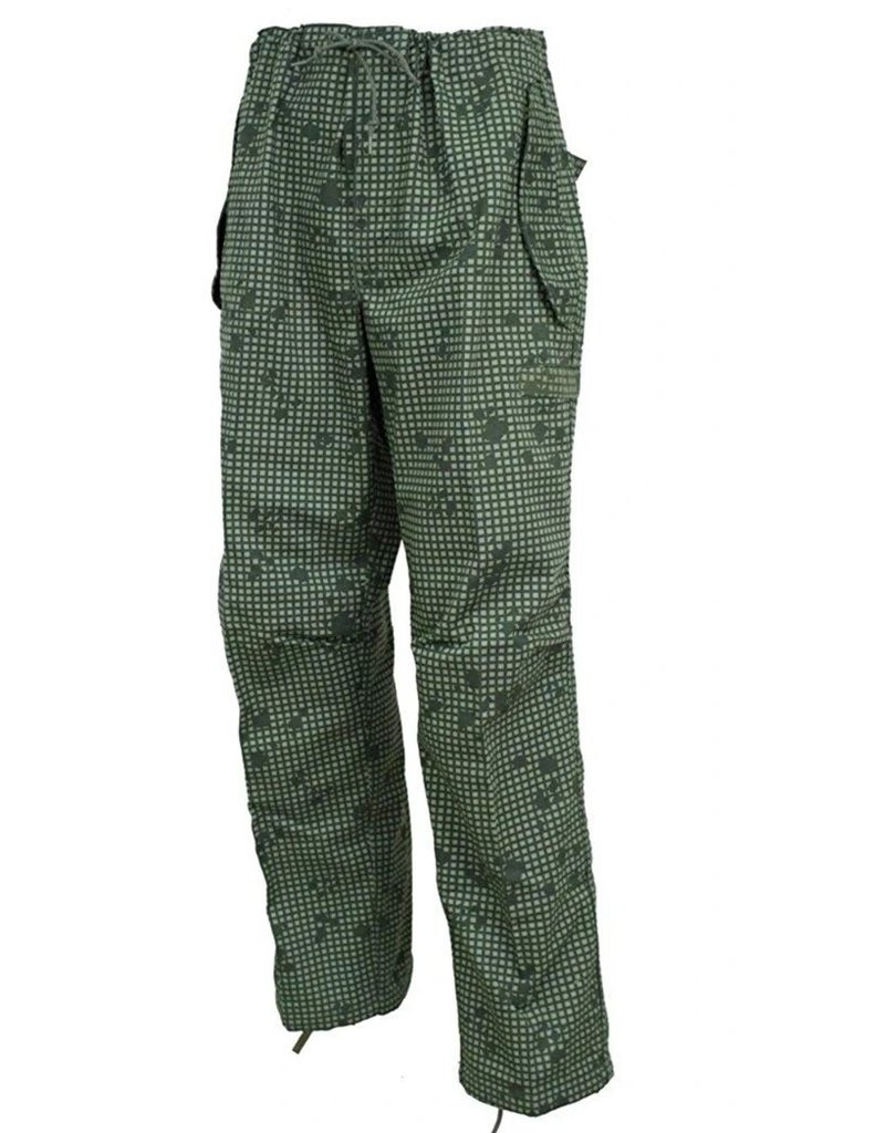 Genuine Desert Night Camouflage Trousers (Used)