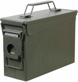 Genuine Metal Ammo Can (Usagé)