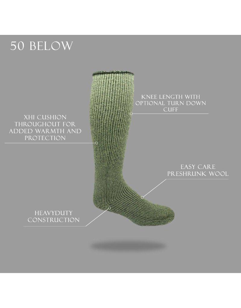 J.B. Field's 50 Below Ice Sock