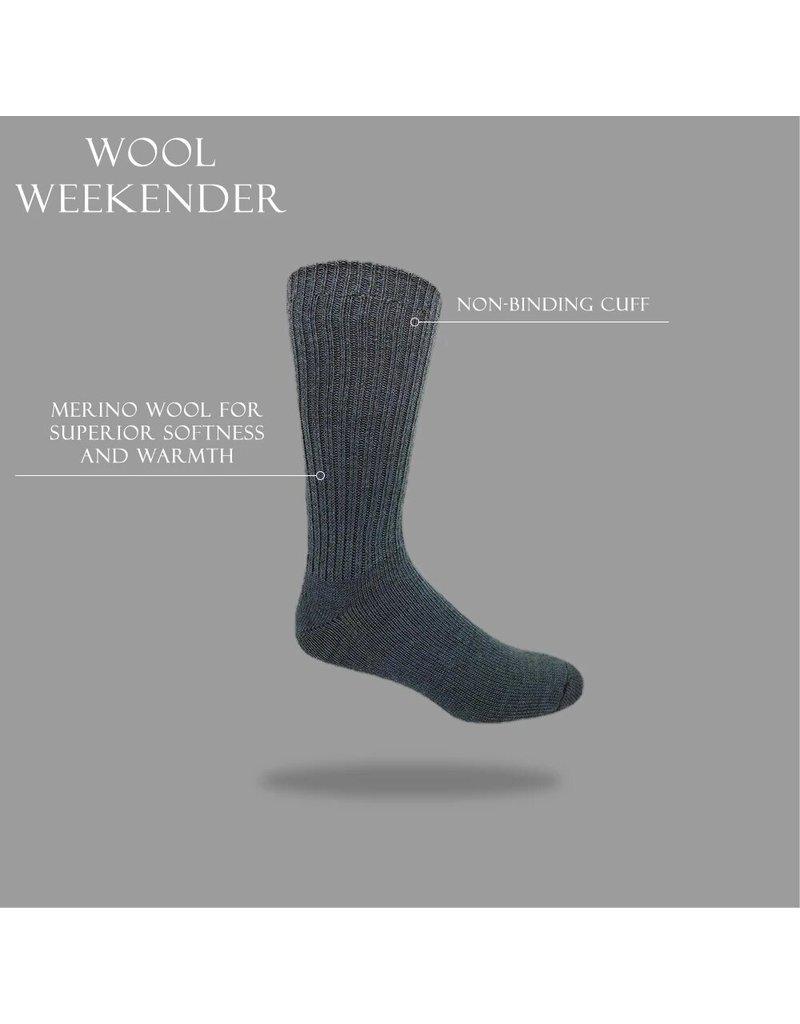 J.B. Field's 96% Wool Weekender