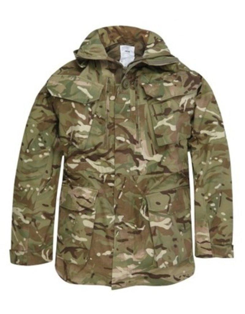 Genuine British Military MTP Windproof Smock (Used)