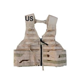 Genuine MOLLE II Zippered Fighting Load Carrier