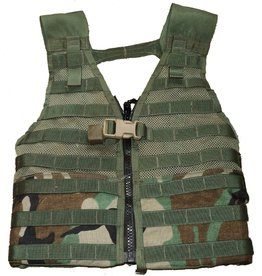 Genuine MOLLE II Zippered Fighting Load Carrier (Used)