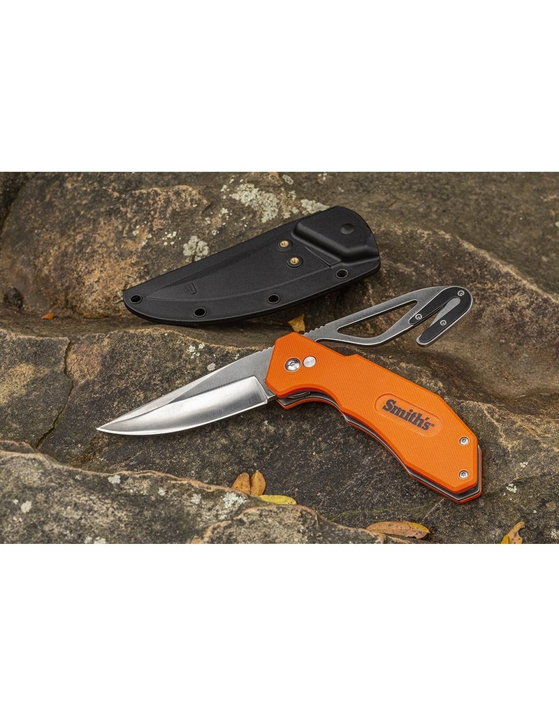 Smith's Folding Knife & Gut Hook