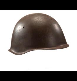 Genuine Czech Military M52 Helmet (No Harness) (Used)