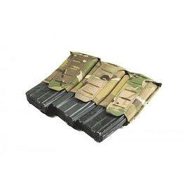 Blue Force Gear Ten Speed Stackable Triple M4 Magazine Pouch