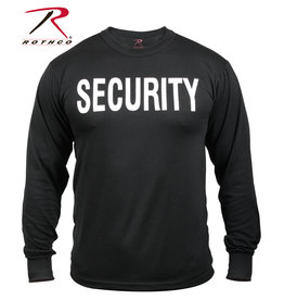 Rothco 2-Sided Security Long Sleeve T-Shirt