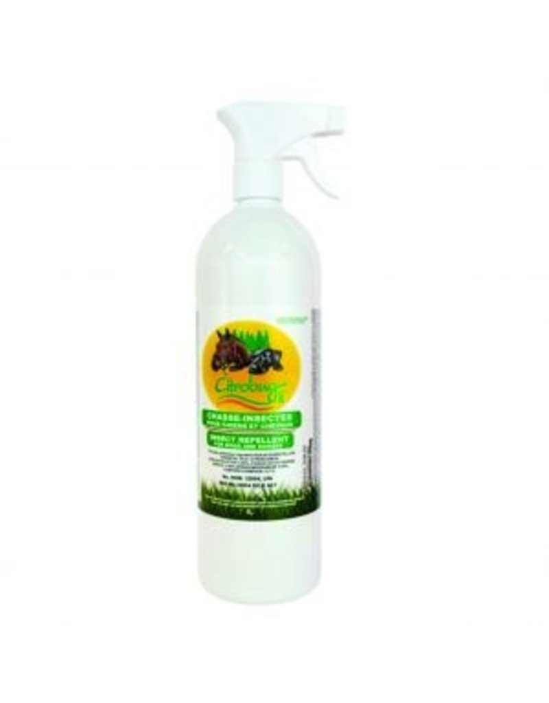CitroBug Insect Repellent for Dogs and Horses