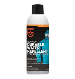 Gear Aid Revivex Durable Water Repellent Spray