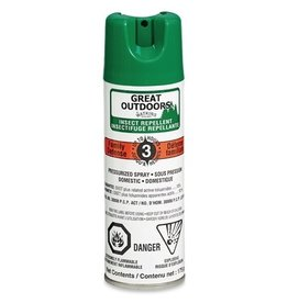Great Outdoors Insect Repellent Family Pressurized Spray