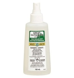Great Outdoors Insect Repellent Spray