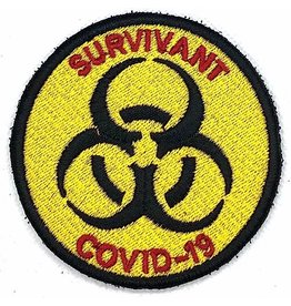Custom Patch Canada COVID-19 Patch