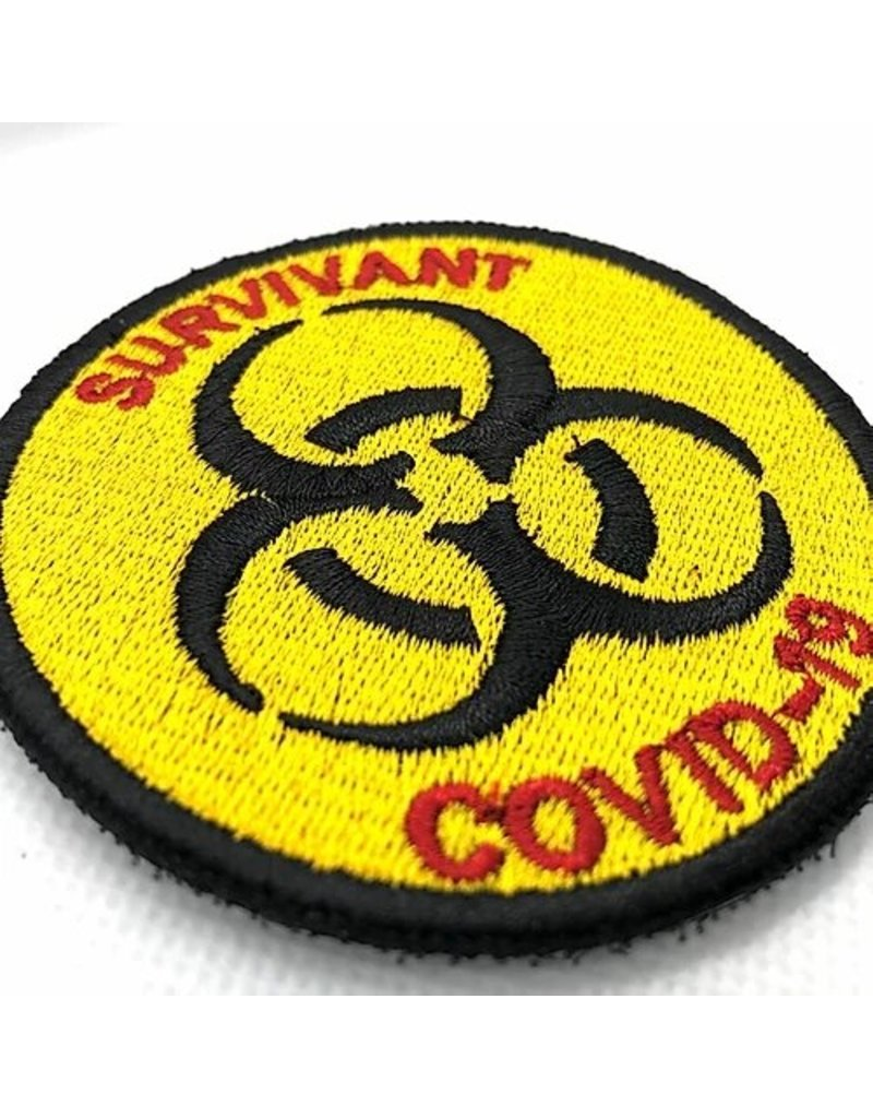 Custom Patch Canada COVID-19 Patch