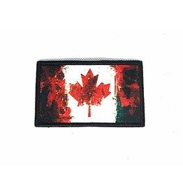 Custom Patch Canada Canada Flag Printed