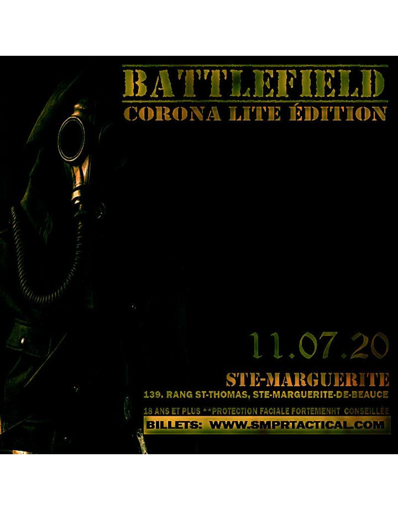 Billet Battlefield Corona Lite 2020