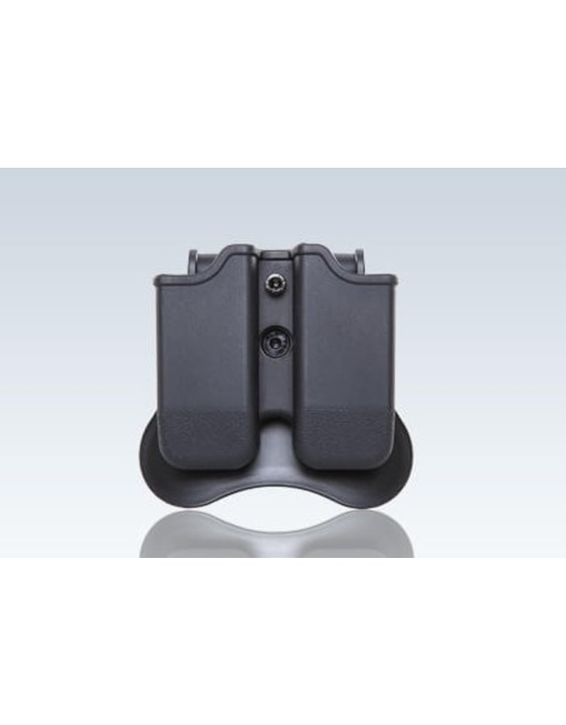 Amomax Double Magazine Pouch