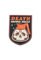 5.11 Tactical Death Before Decaf Patch