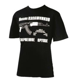 World Famous Kalashnikov T-Shirt