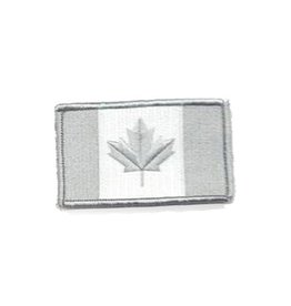 Embroidered Canada Flag Patch