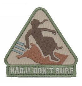 Mil-Spec Monkey Hadji Don't Surf Patch