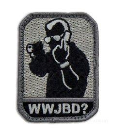 Mil-Spec Monkey WWJBD? Patch