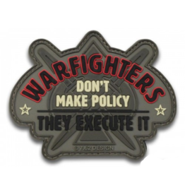 Warfighters Don't
