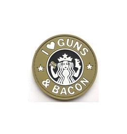 I Love Guns & Bacon
