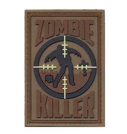 Rothco PVC Zombie Killer Morale Patch
