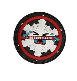 Tuff No Snowflakes Patch
