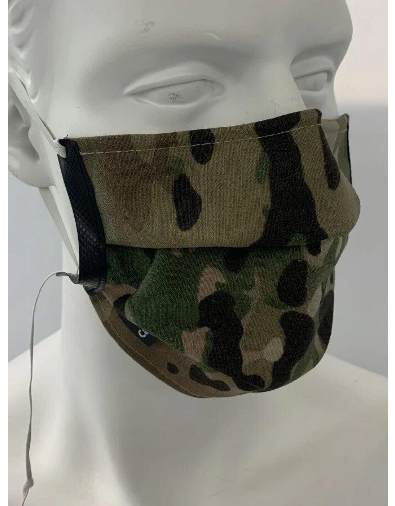 Confections Carcajou Face Mask