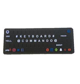 Tuff Keyboard Commando Patch