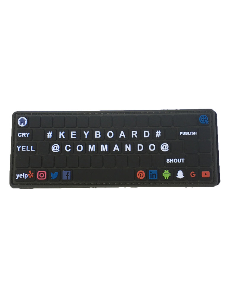 Tuff Keyboard Commando