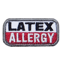Mil-Spec Monkey Latex Allergy Patch