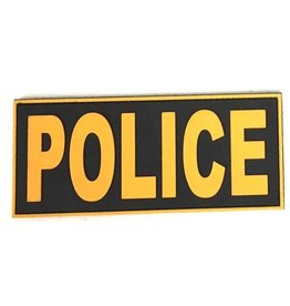 Tuff Police Patch