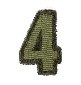 Mil-Spec Monkey Tac Number Patch