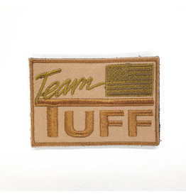 Tuff Team Tuff Embroidered Patch