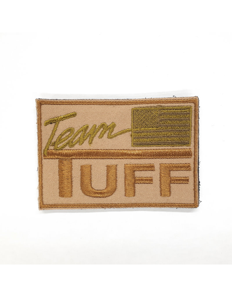 Tuff Team Tuff Embroidered