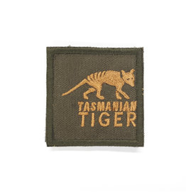 Tasmanian Tiger Tasmanian Tiger Embroidered Square